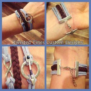 archers triple bracelet